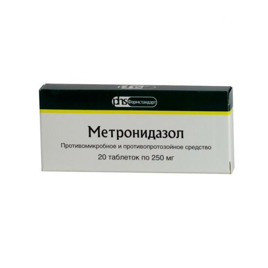 Использование Метронидазола нельзя сочетать с приемом алкоголя