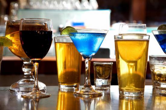 Алкоголь негативно воздействует на сердце и сосуды