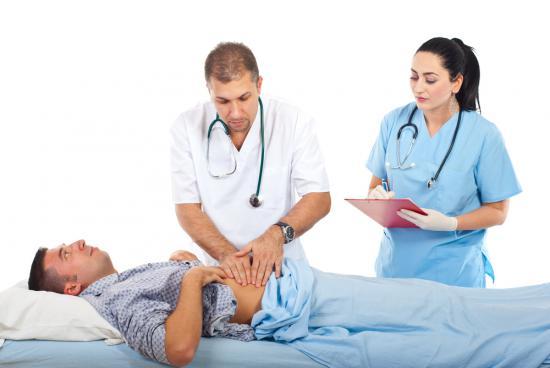 Обостренный панкреатит лечится стационарно