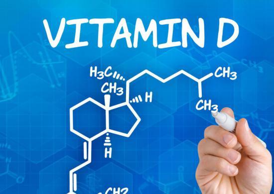 Витамин Д может быть в виде водного раствора