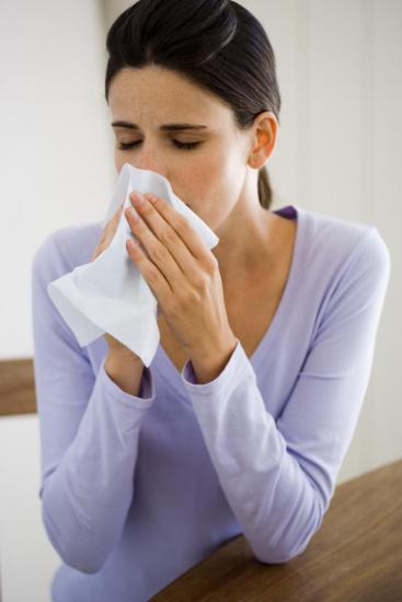Лекарство от насморка должен назначать врач