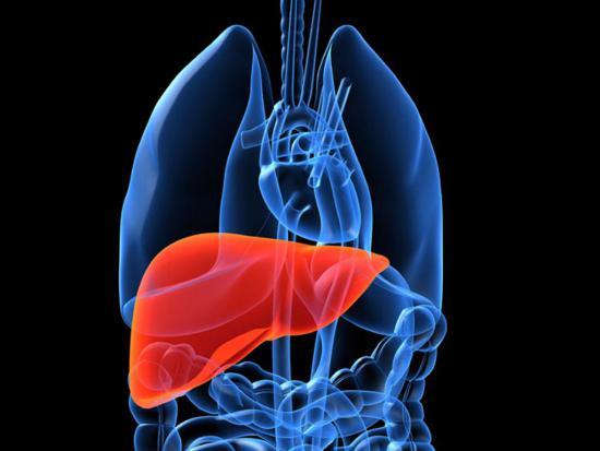 Острая форма энцефалопатии имеет место при циррозе печени