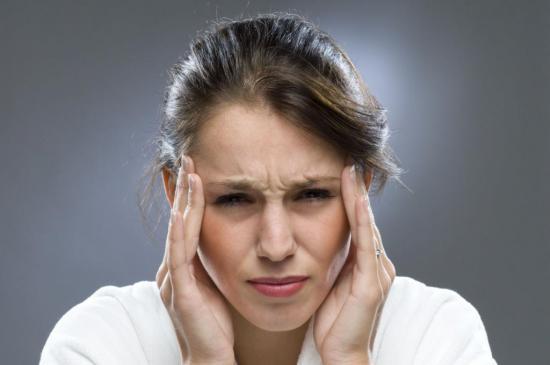 Мигрень чаще встречается у женщин