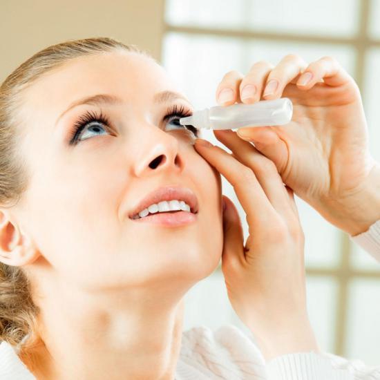 Аллергический конъюнктивит снижает защитную функцию соединительной ткани глазног