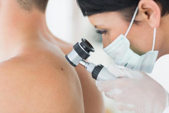 Рубец на коже может появляться после оперативного вмешательства
