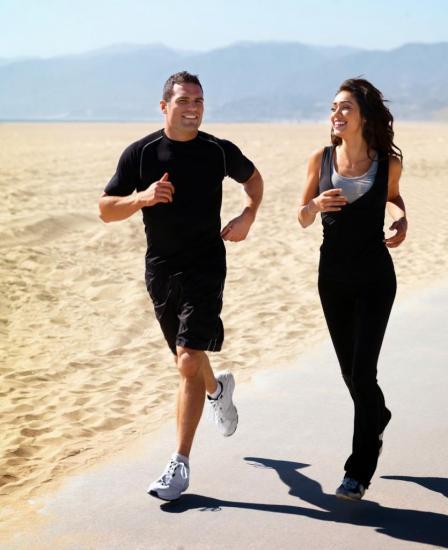 При варикозе длительные беговые тренировки запрещены