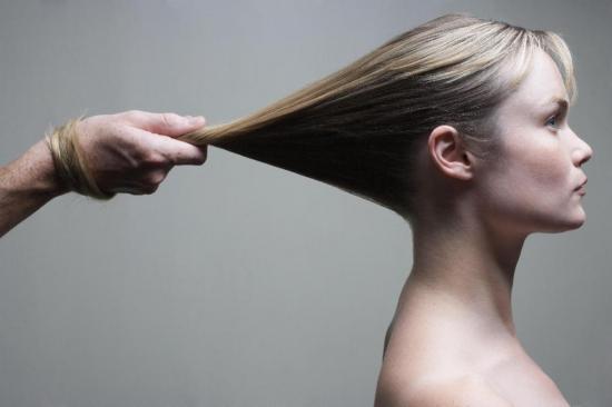 Волосы человека состоят из аминокислот