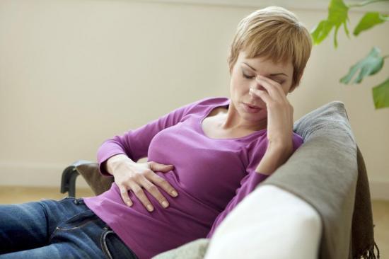Проявление симптомов зависит от тяжести заболевания