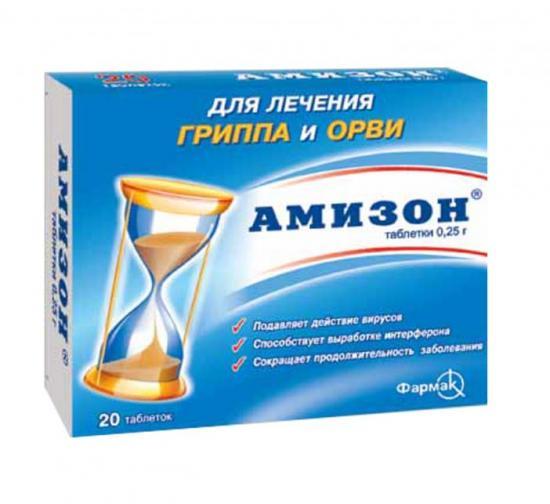 Амизон является одним из аналогов препарата