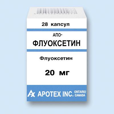 флуоксетин для похудения результаты