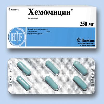 что лучше цефалексин или хемомицин