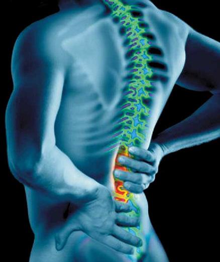 Болит спина что делать