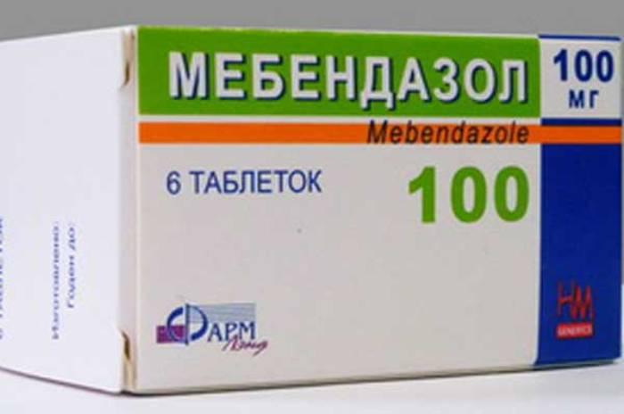 препараты от гельминтов для детей от года