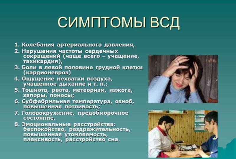 вегето сосудистая дистония и эректильная дисфункция