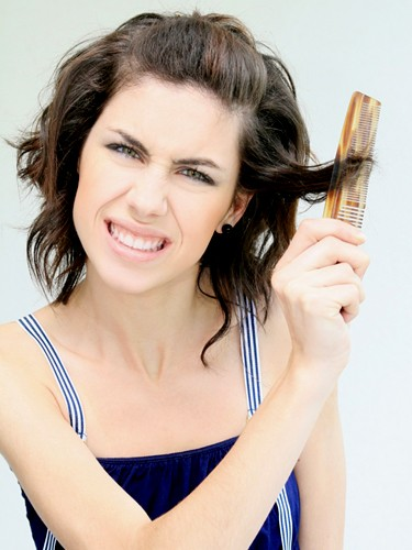 Что можно делать против выпадение волос