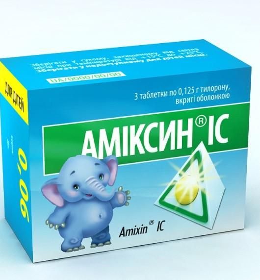 Амиксин (тилорон): инструкция, применение, отзывы, цена.