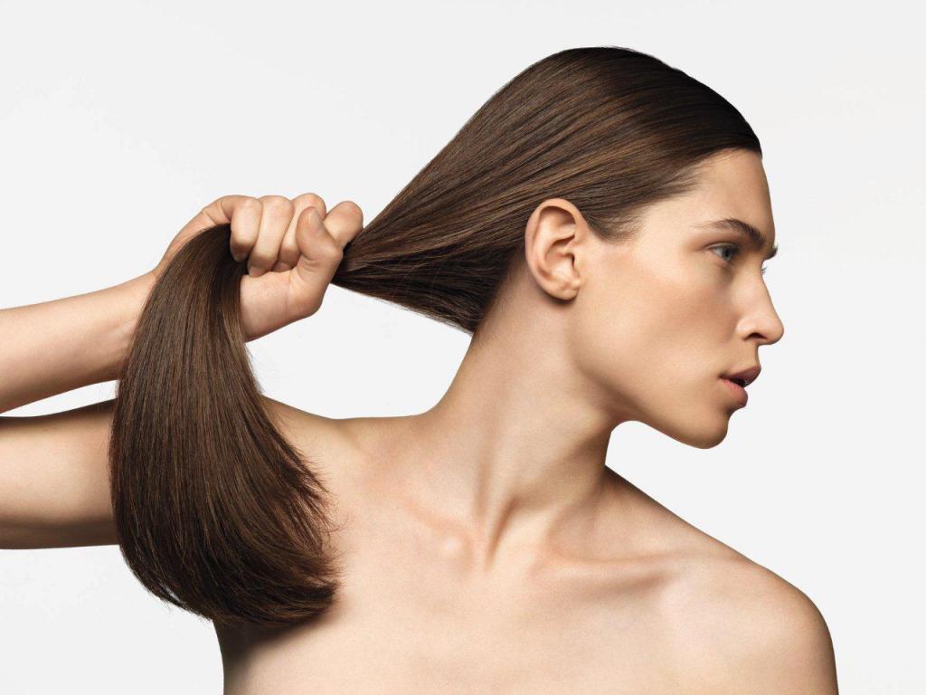 Лечение волос народными средствами от перхоти