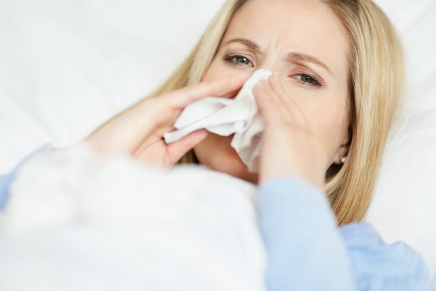 Как быстро вылечить простуда на лице