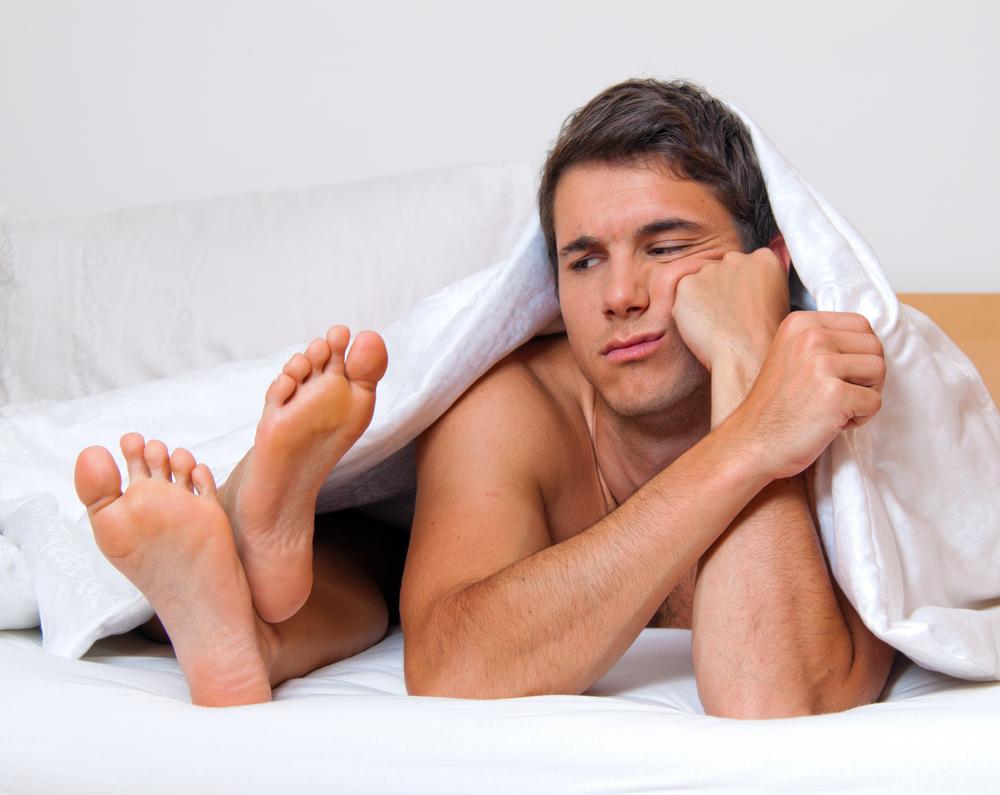 Секс раз в семь дней для мужчин при простатите