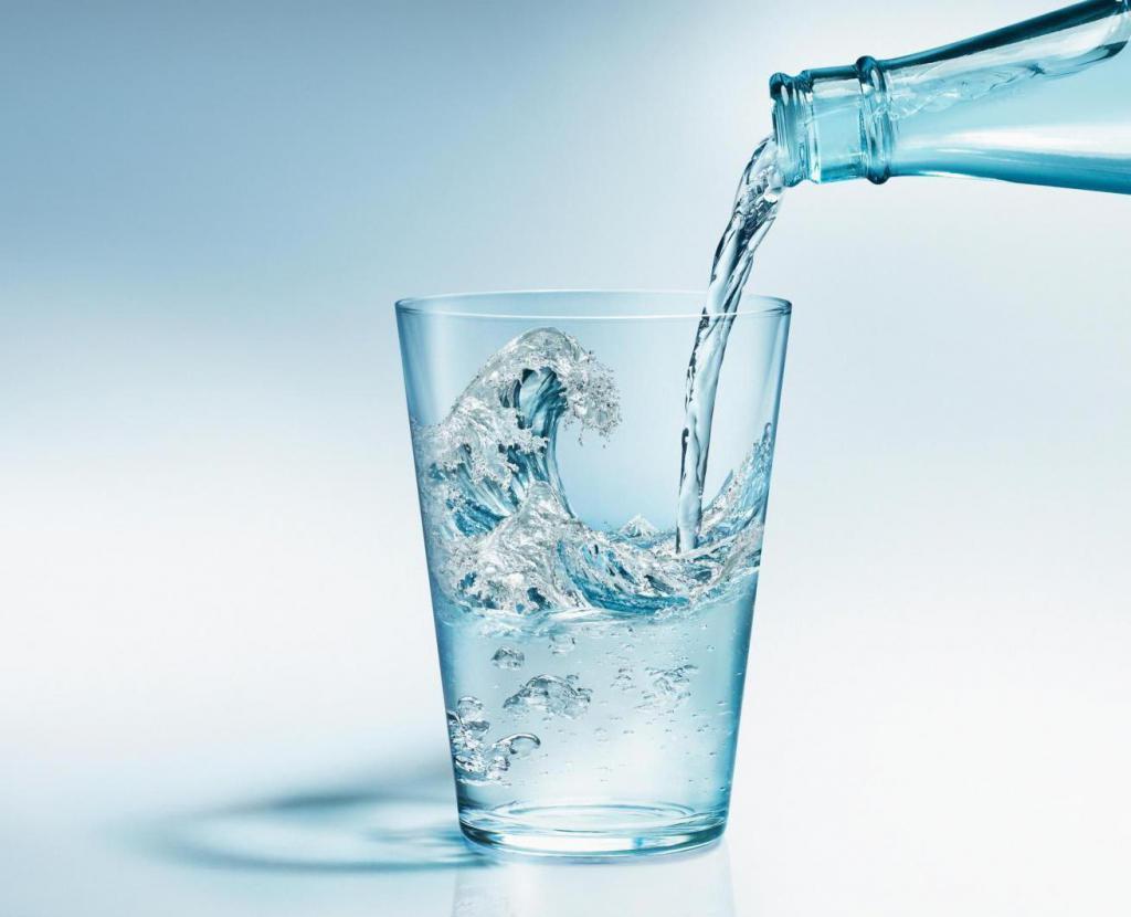 минеральная вода при повышенном холестерине