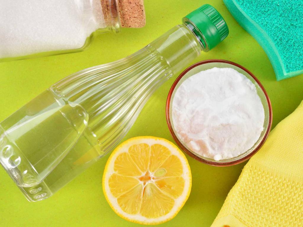 Лимон и пищевая сода для похудения