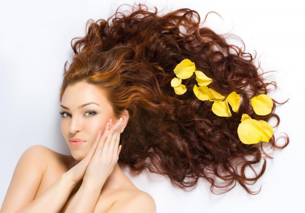 Средства по востановлению сухих волос