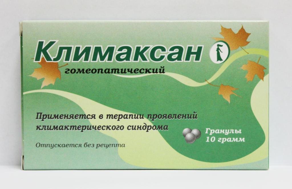 Гомеопатия при климаксе список лучших препаратов